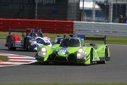 #40 Krohn Racing Ligier JS P2 - Judd: Tracy Krohn, Nic Jonsson, Oswaldo Negri
