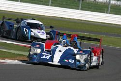 #34 AF Corse Oreca 03 - Nissan: Mikhail Aleshin, Kiriil Ladygin, Anton Ladygin