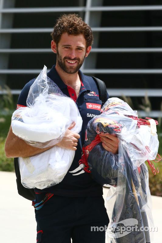 Sam Village, Scuderia Toro Rosso