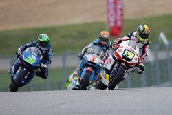 Xavier Siméon, Federal Oil Gresini Moto2, mène un groupe