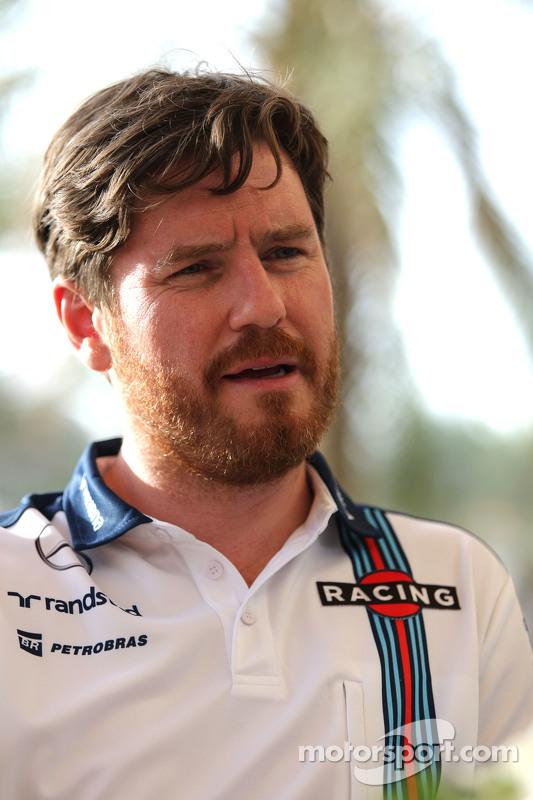 Rob Smedley, Williams F1 Team, Chefingenieur