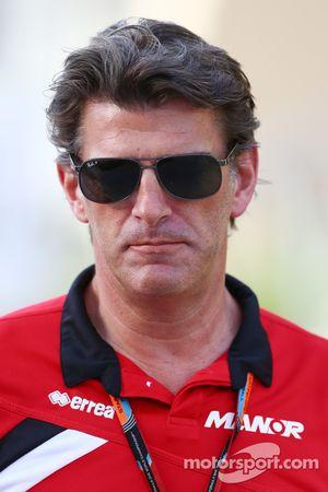 Graeme Lowdon, Manor F1 Team CEO