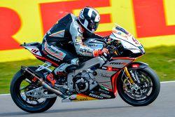 Leon Haslam, Aprilia Racing Team