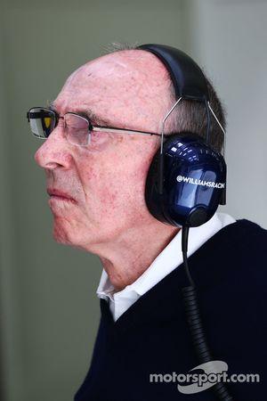 弗兰克·威廉姆斯, 威廉姆斯车队老板