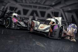 R2-D2 en el ORECA X-Wing y DarkSide spec 05