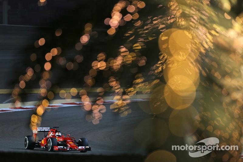 El Ferrari de 2015: 'Eva'