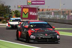Norbert Michelisz, Honda Civic WTCC, Zengo' Motorsport