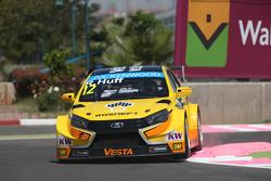 Rob Huff, 拉达Vesta赛车, 拉达车队