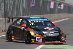 Stefano D'Aste, Chevrolet RML Cruze