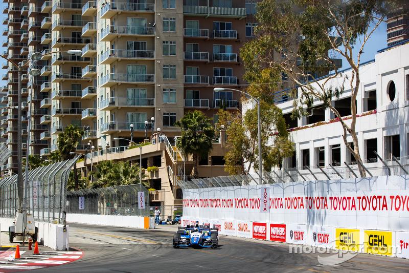 Роки Моран мл., Dale Coyne Racing Honda