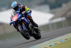 #36 Yamaha: Maxime Cudeville, Gabriel Pons, Olivier Depoorter