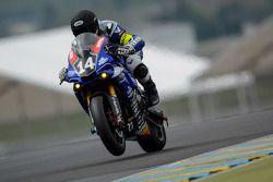 #14 Yamaha: Gianluca Vizzielo, Marko Jerman, Anthony dos Santos