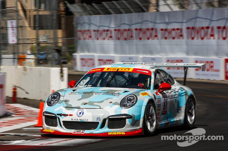 #81 Porsche San Juan Porsche 911 GT3 Kupası: Victor Gomez