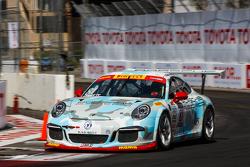 #81 Porsche San Juan, Porsche 911 GT3 Cup: Victor Gomez