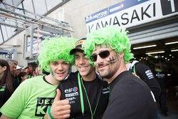 Kawasaki fanáticos