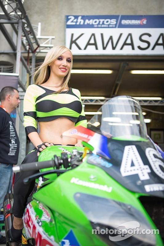 Lovely Kawasaki girl