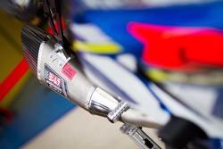 تفاصيل الدراجة