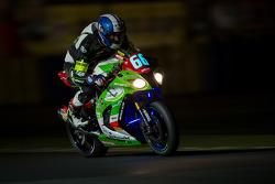 #66 Kawasaki: Camille Hedelin, Fabrice Auger, Lucas Decarolis