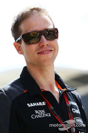 Will Hings, Sahara Force India F1 Basın Sözcüsü