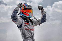 Hombre de la pole José María López, Citroën World Touring Car Team