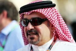 Príncipe heredero Shaikh Salman bin Hamad Isa Al Khalifa