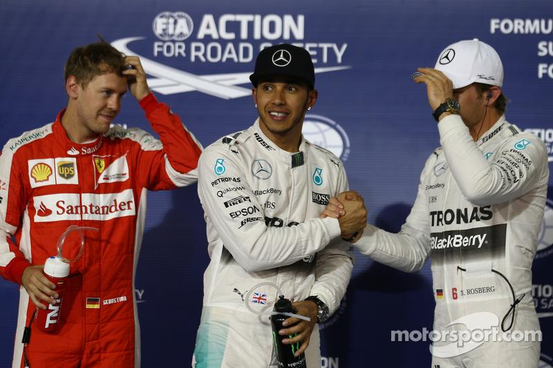 GP de Bahrein 2015