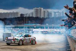 Григорий Берёзкин. Rally Masters Show 2015, Москва
