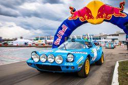 Александр Алибеков. Rally Masters Show 2015, Москва