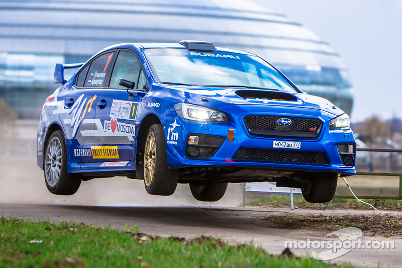 2015 год – Алексей Лукьянюк и Алексей Арнаутов, Subaru Impreza WRX STi