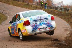 Юрий Урюков. Rally Masters Show 2015, Москва
