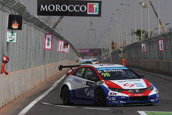 Dusan Borkovic, Honda Civic, Proteam Racing
