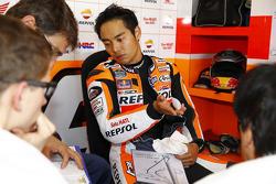 Хироши Аояма, Repsol Honda Team