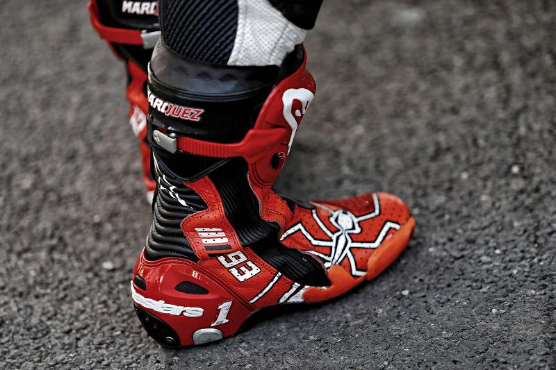 Marc Márquez, Repsol Honda Team botas