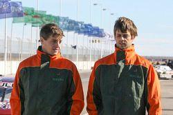 Nicolas Bonelli, Bonelli Competicion Ford Prospero Bonelli, Bonelli Competicion Ford (left to right)