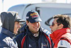 Leonel Pernia, Las Toscas 雪佛兰车队;Sergio Alaux, Coiro Dole 雪佛兰车队;Juan Manuel Silva, Catalan Magni福特车队(