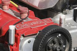 Motor de Chevrolet