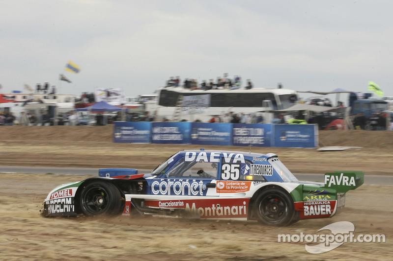 Mathias Nolesi, Nolesi Competicion, Ford
