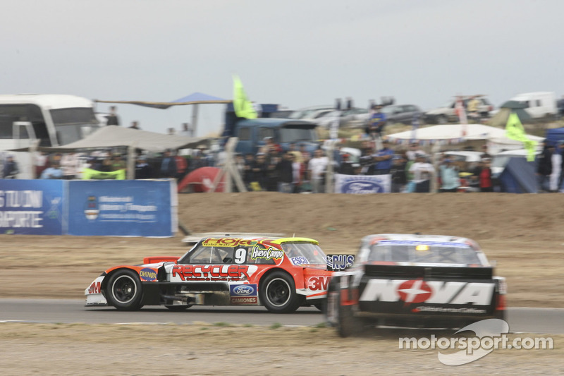 Mariano Werner, Werner福特车队;Matias Rossi, Donto雪佛兰车队