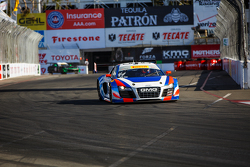 #44 GMG Racing, Audi R8 LMS Ultra: Brent Holden