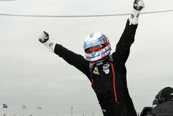 Race winner Jason Plato, Team BMR