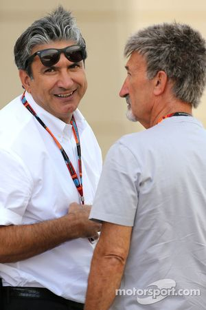 Pasquale Lattuneddu, FOM