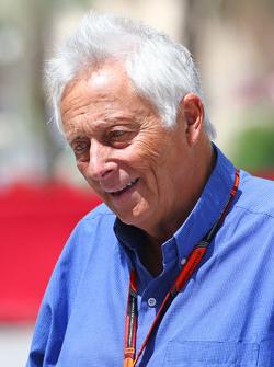 Bob Constanduros, Journalist und Streckensprecher