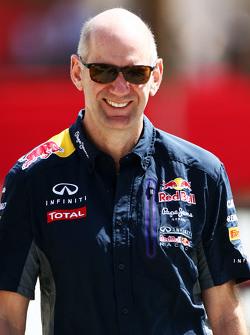 Adrian Newey, Chefdesigner Red Bull Racing