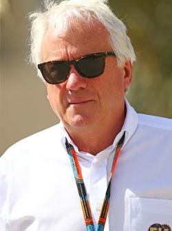 Charlie Whiting, FIA-Deligierter