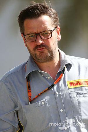 بول هامبري، مدير بيريللي موتورسبورت