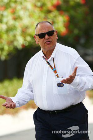 Pat Behar, FIA