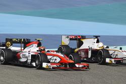 Daniel De Jong, MP Motorsport y Arthur Pic, Campos Racing