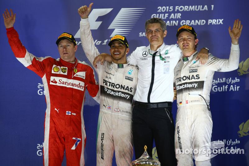 30 (2015) GP de Bahrein Tercer lugar