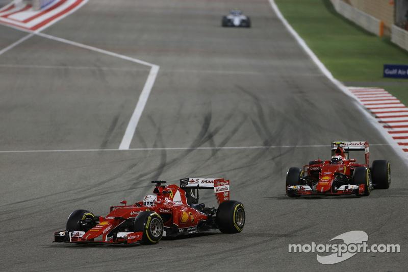 2 - GP de Bahrein 2015: 26 años, 9 meses y 10 días