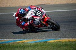 #111 Honda: Julien da Costa, Sébastien Gimbert, Freddy Foray, Keith Amor